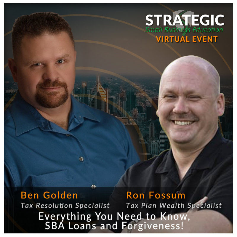 Ben Golden & Ron Fossum